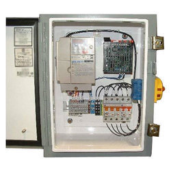 Three Phase VFD Panel