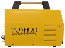 1, 2&3 Phase available Mild Steel Toshon Welding Machine, For Industrial, Automation Grade: Manual