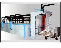 Woolen Fabric Printing Machine