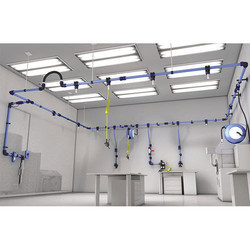 Compressed Air Piping Installation Service