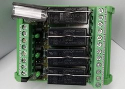 Omron - Relay Board 4 Channel (SPDT)