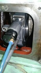 Repair By Metal Locking of Lower Crankcase