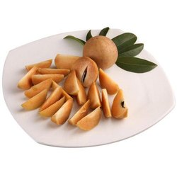 Natural Frozen Chikoo Pieces, Packaging Type: Packet, Packaging Size: 1 Kg