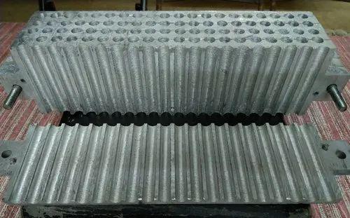 School Chalk Aluminum Hand Moulds