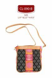 Patola Fabric Sling Bag