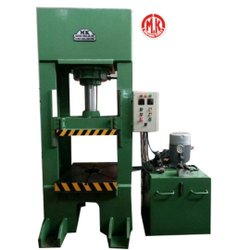 Flat Bed Deep Draw Hydraulic Press