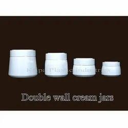Double Wall Cream Jars
