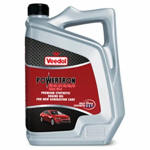 Veedol Powertron 5W-30 Car Engine Oil, Packaging Size: 3 5 Litre