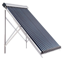 Evacuated Heat Pipe Solar Collectors
