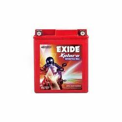 Exide Xplore XLTZ7 Motorcycle Battery, Capacity: 6 Ah, Dimension: 85 X 113 X 70 Mm