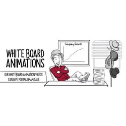 Whiteboard Animation Services, 60 Seconds
