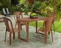 Nilkamal Shahenshah 4 Seater Dining Set