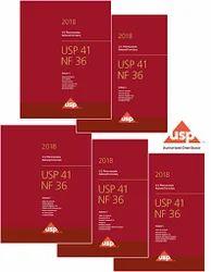 United States Pharmacopoeia 41 NF 36 2018