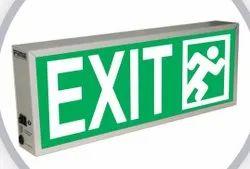 Exit Back Light