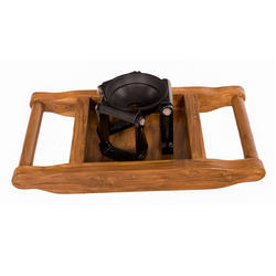 Teakwood Camera Base