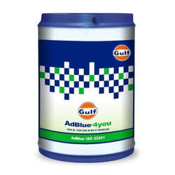 Gulf Ad Blue Lubricating Oil