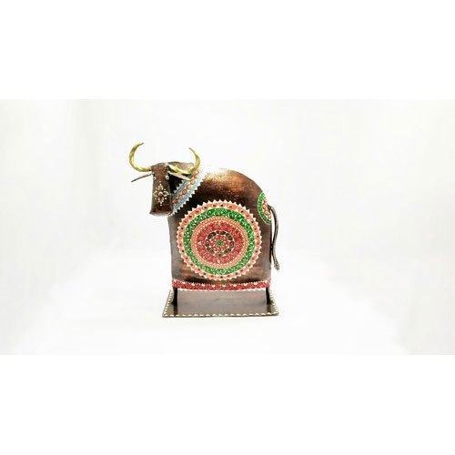 Artisanns Guild Copper Decorative Sculpture, for Interior Decor