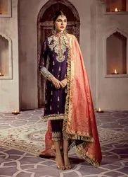 New Designer Pakistani Salwar Suits Collection