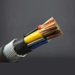 Anchor PVC Armoured Power Cables, For Industrial, No Of Cores X Size In Sqmm: 0.5 Sq Mm To 400 Sq. Mm
