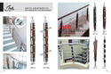 Modular Railing Pillar
