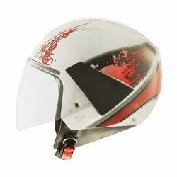 Elegance Open Face Helmet