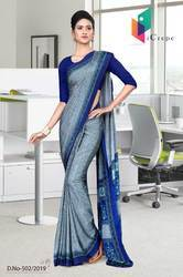Industrial Uniform Saree