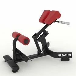 GL-459 Hyper Extension, for Gym, Weight: 42 Kg