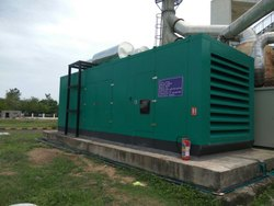 1010 kVA Cummins Diesel Generator, For Industrial