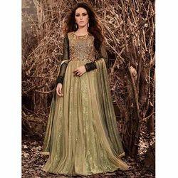 Floor Length Anarkali Ladies Suit
