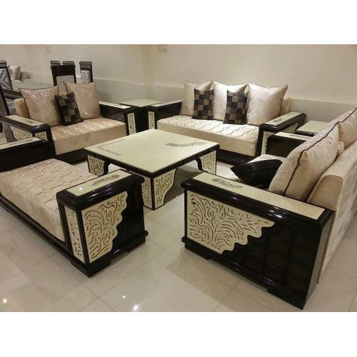 Solid Wood Maharaja Sofa Set Rs 20000 Set Kamal Furniture Id 14159204212