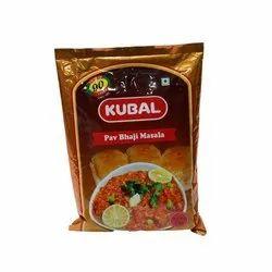 Kubal Pav Bhaji Masala, Packaging Type: Packets