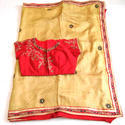 Georgette Pure And Blended Chiffon Silk Saree