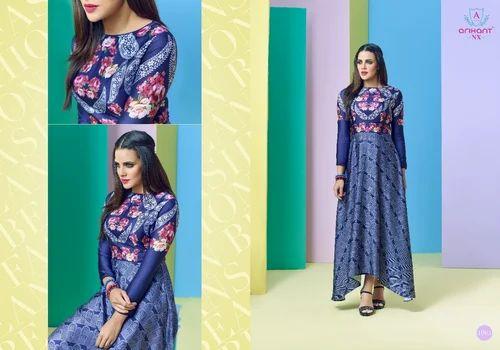 0b5450027f Arihant Palchu Designer Kurti, Size: L, XL & L, Rs 599 /piece   ID ...