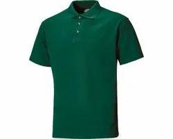 Plain Round Mens Cotton T-Shirt