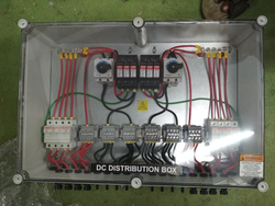 4 : 4 DCDB Upto 20Kwp With Disconnector