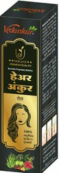 Vedankur Healthcare Herbal Hair Ankur Oil, Packaging Size: 100 mL