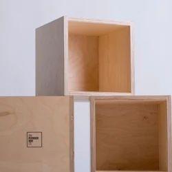 Industrial Plywood Box