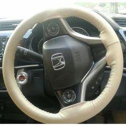 Pu Car Steering Cover