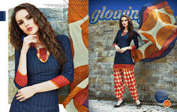 Stylish Patiala Suit