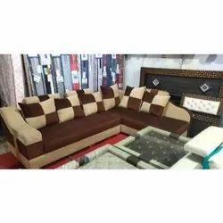 Fabric Sofa Set in Lucknow, कपड़े का सोफा सेट ...