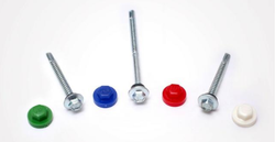 HP Galvanized Colour Coated Screws