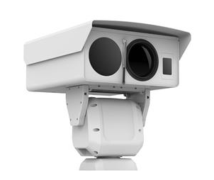 Thermal And Optical Bi spectrum Network Stable PTZ Camera