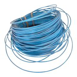 Blue Electric Wire
