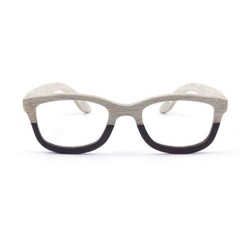 0a7985e81254 Trendy Look Wooden Eyeframe