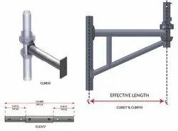 Cuplock Cantilever Frames