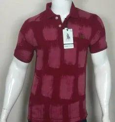 Mens Designer Polo T Shirt