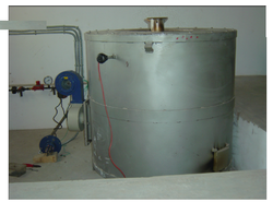 Stainless Steel Holding Furnace, Industrial