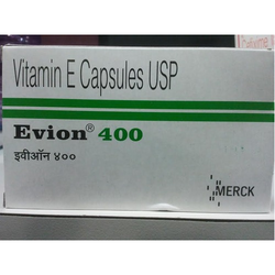 Vitamin E Capsules USP for Clinical
