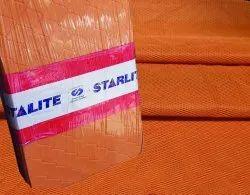 Polyester Plain Star Light Fabric, For Mattress, GSM: 100-150