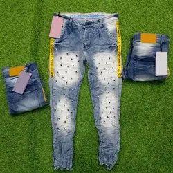 Funky Denim Jeans